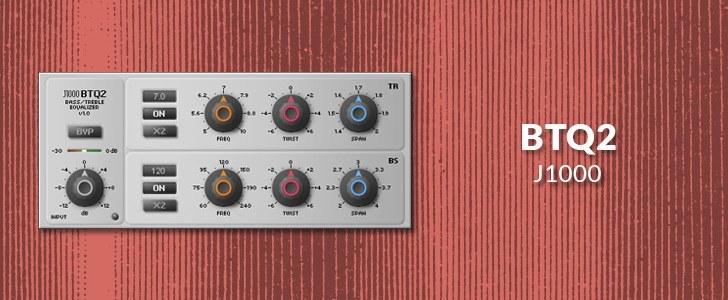 BTQ2 (VST plug-in) by J1000