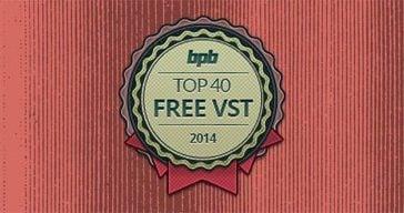 Top 40 Freeware VST Plugins Of 2014!