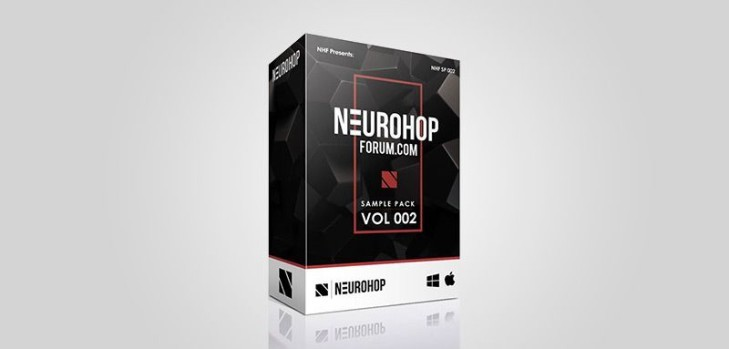NHF Sample Pack 002 free neuro hop sound library!