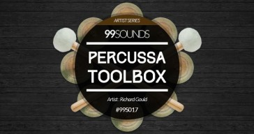 Free Percussa Toolbox sample pack by Richard Gould.