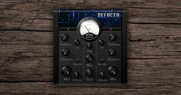 Free Defacer audio mangling effect by Audio Assault.