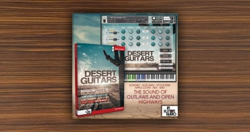 Desert Guitars Free loop collection by In Session Audio.