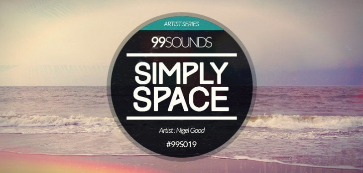 Simply Space is a free EDM sample pack by Nigel Good.