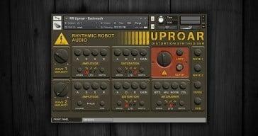 Uproar by Rhythmic Robot.