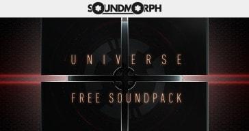Universe Bundle - Free Soundpack by SoundMorph.
