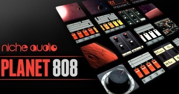Niche Audio Planet 808 giveaway + Loopmasters discount code!