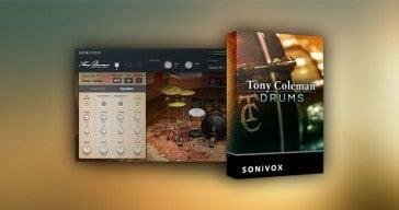 Sonivox Tony Coleman Drums REVIEW
