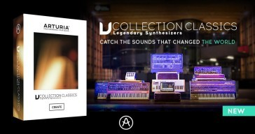 Arturia V Collection Classics Review