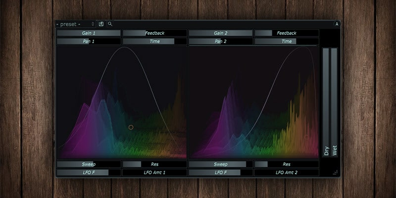 Free DJ Delay VST/AU Plugin By Stagecraft Software - Bedroom