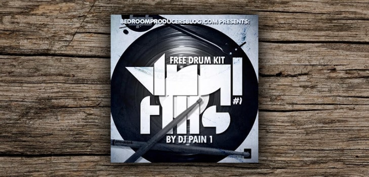 Free Drum Fills by DJ Pain 1 (Hip Hop Drums)