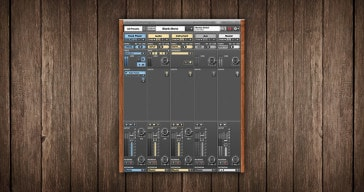 inTone 2 Solo free live FX processor by Audiffex.