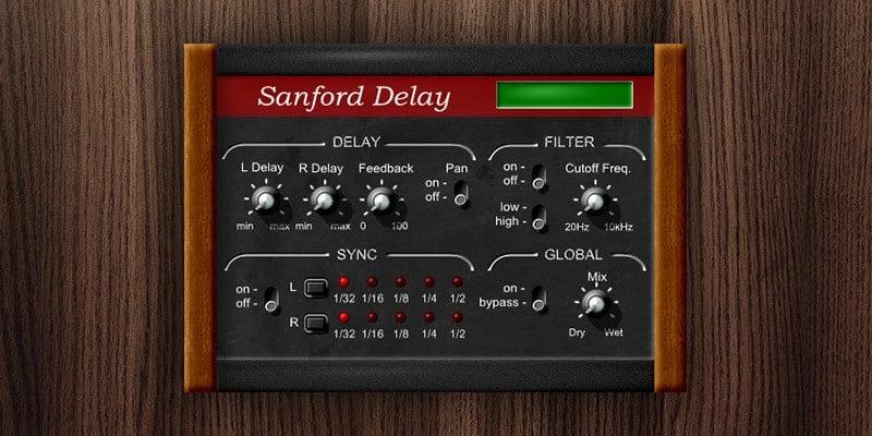 Leslie sanford sanford super filter vst v1.0 peace out