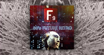 F9 Audio 80's Future Retro FREE!
