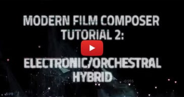 Epic hybrid movie trailer soundtrack video tutorial by Iain Campbell.