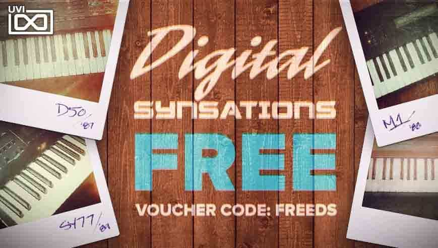 Get UVI Digital Synsations For Free (Expires March 13th) - Bedroom