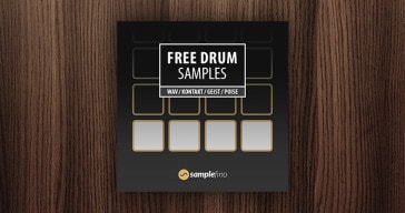 Free Drumcomputer MFB-522 Drum Sample Pack By Samplefino