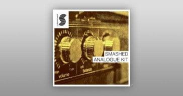 Free Smashed Analogue Kit by Samplephonics.