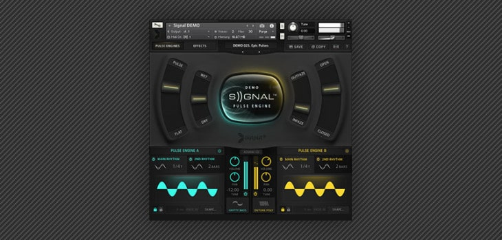 Signal Free by Output Sounds.