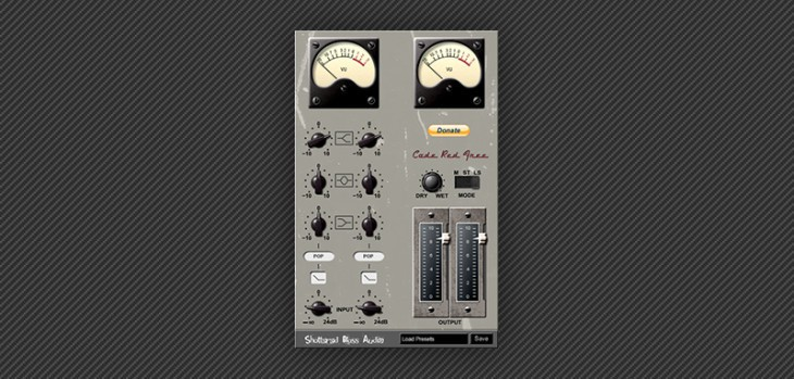 Code Red Free console EQ emulation by Shattered Glass Audio.
