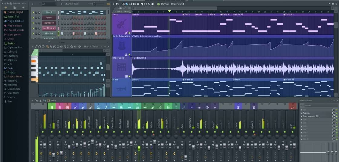 Image-Line FL Studio 12 REVIEW