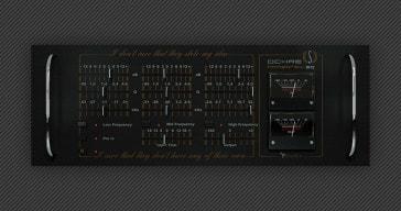 Ochre Free VST/AU plugin by Acustica-Audio.