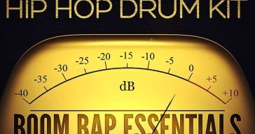 Boom Bap Essentials drum sample pack by Beatowski.