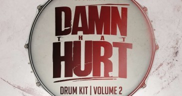 Damn That Hurt Drum Kit Vol. 2 REVIEW