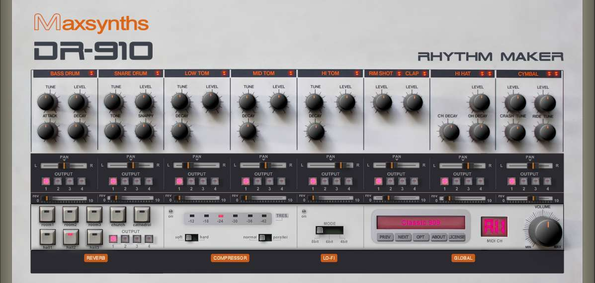 all maxsynths vst plugins are now freeware bpb. Black Bedroom Furniture Sets. Home Design Ideas