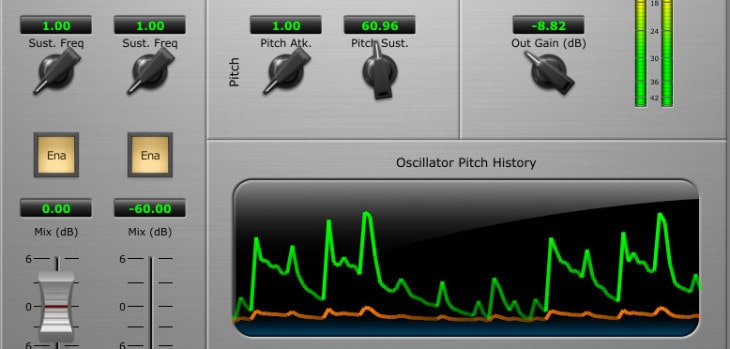 Metric Halo Releases Free Thump2 Sub Bass Enhancer