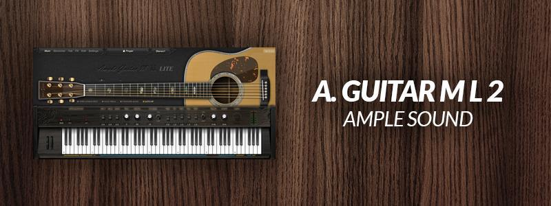 Ample Guitar M Lite II by Ample Sound.