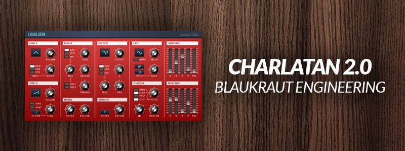 Charlatan 2.0 by Blaukraut Engineering.