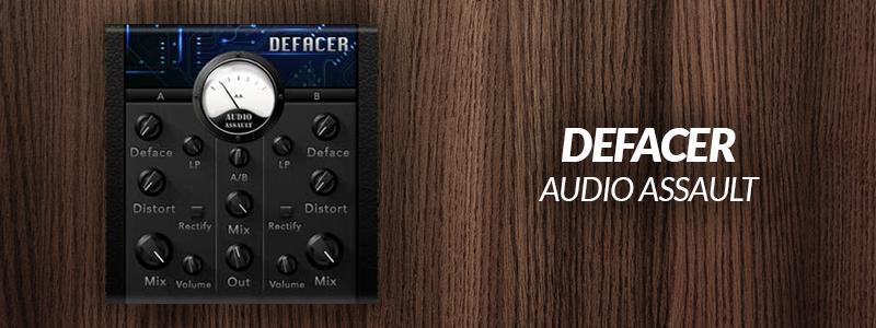 Defacer by Audio Assault.