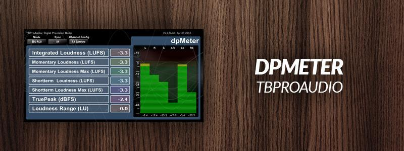 dpMeter by TBProAudio.