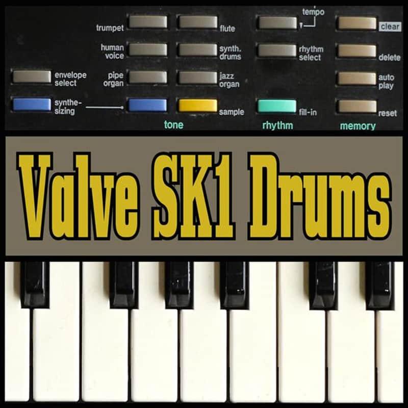Free Casio SK-1 Drum Sample Pack By Goldbaby | BPB