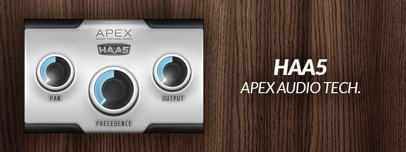 Haa5 by Apex Audio Technologies.