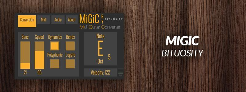 MiGiC by Bituosity.