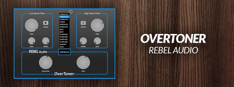 OverToner by Rebel Audio.