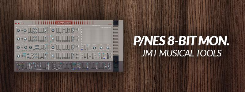 P/Nes 8-Bit Monster by JMT Musical Tools.