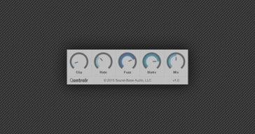 Qontrolr -Free Lo-Fi VST Plugin By SBAudio