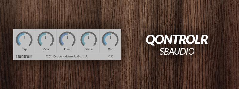 Qontrolr by SBAudio.