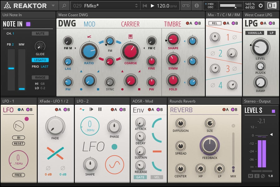 native instruments reaktor free