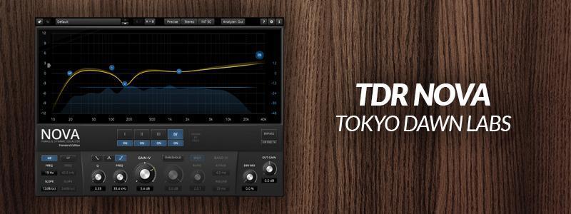 TDR Nova by Tokyo Dawn Labs.