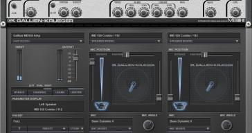 GK Amplification 2 LE - Free Bass Guitar Virtual Preamp VST