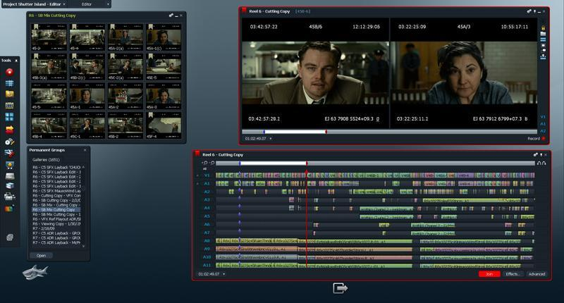 Lightworks video editor.
