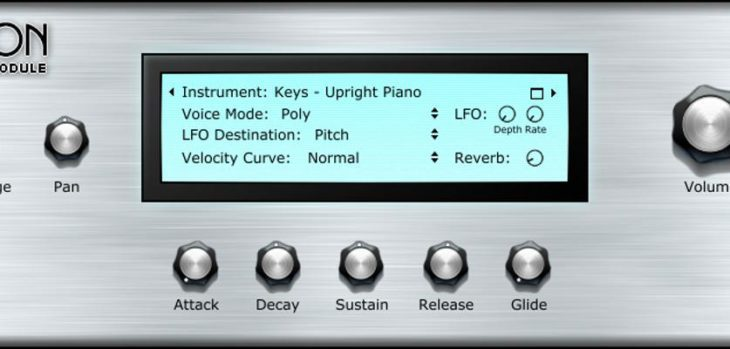 FREE Orion Sound Module VST/AU Plugin By SampleScience