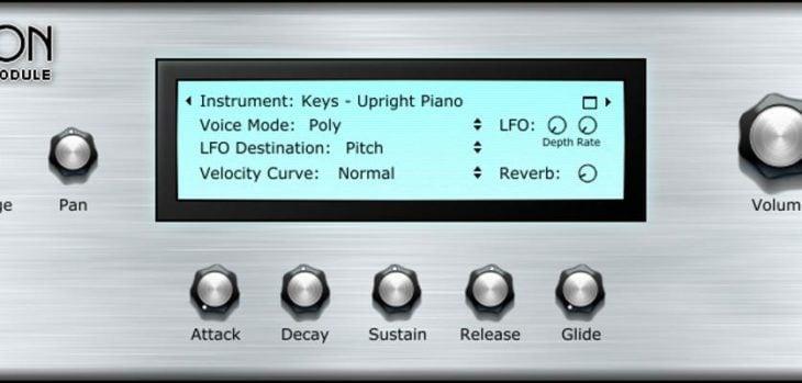 Samplescience releases free orion sound module vst au plugin