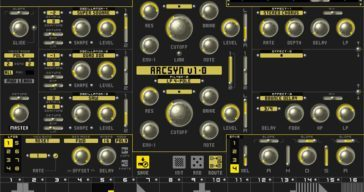 SPC Plugins ArcSyn Synthesizer Review