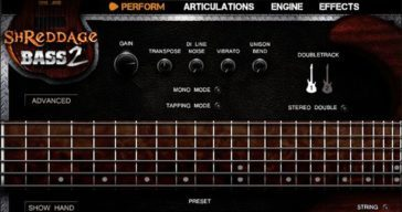 Impact Soundworks Shreddage Bass 2 Review