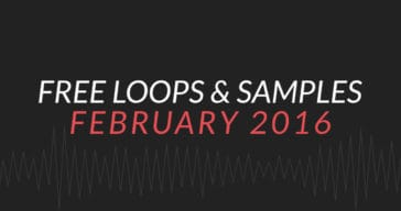 Free Samples & Loops Round-Up (February 2016)