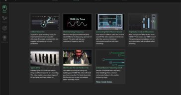 Pro Audio Essentials online music production course by iZotope